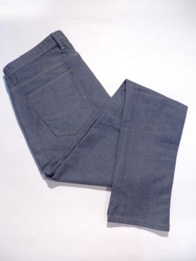 Jeans x-tra long denim brut