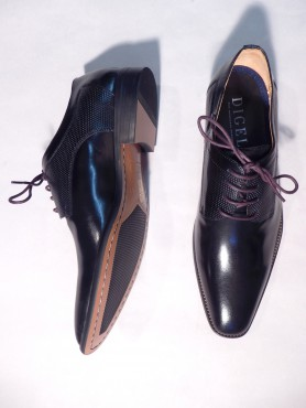 Chaussures basses Syracuse noir