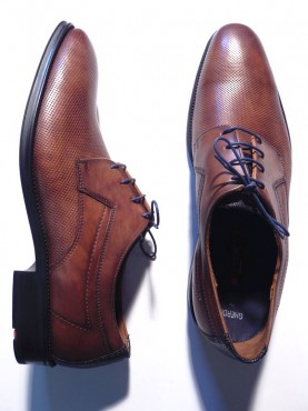 Chaussures GHEROM cognac