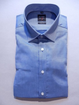 Chemise city royal natté