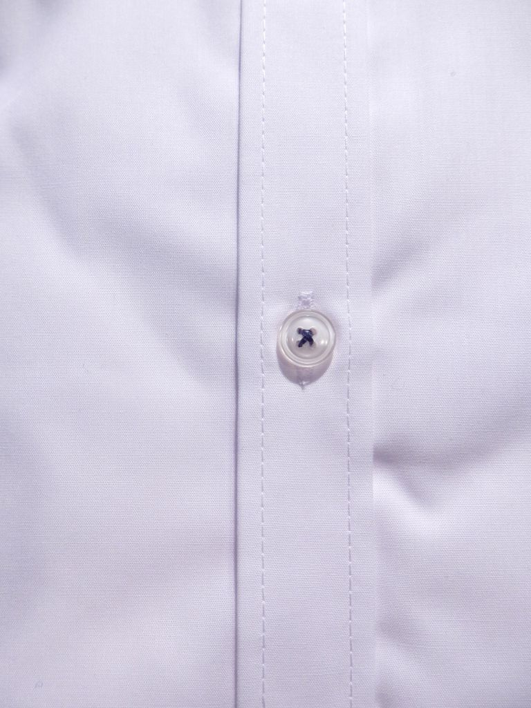 Chemise confort blanche