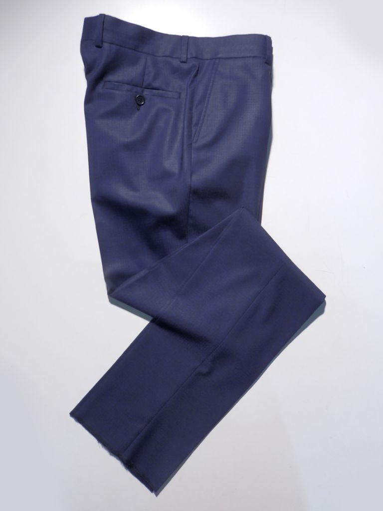 Costume bleu nuit - esprit smoking - stretch