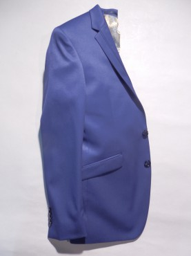 costume bleu royal