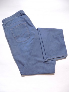 jeans denim brut- grande longueur 40 inches