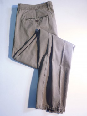 Pantalon camel - modern fit